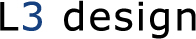 Logo L3 Design