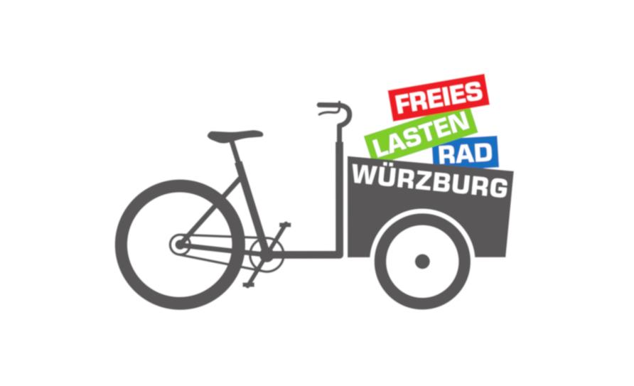 Lastenrad Würzburg Logo