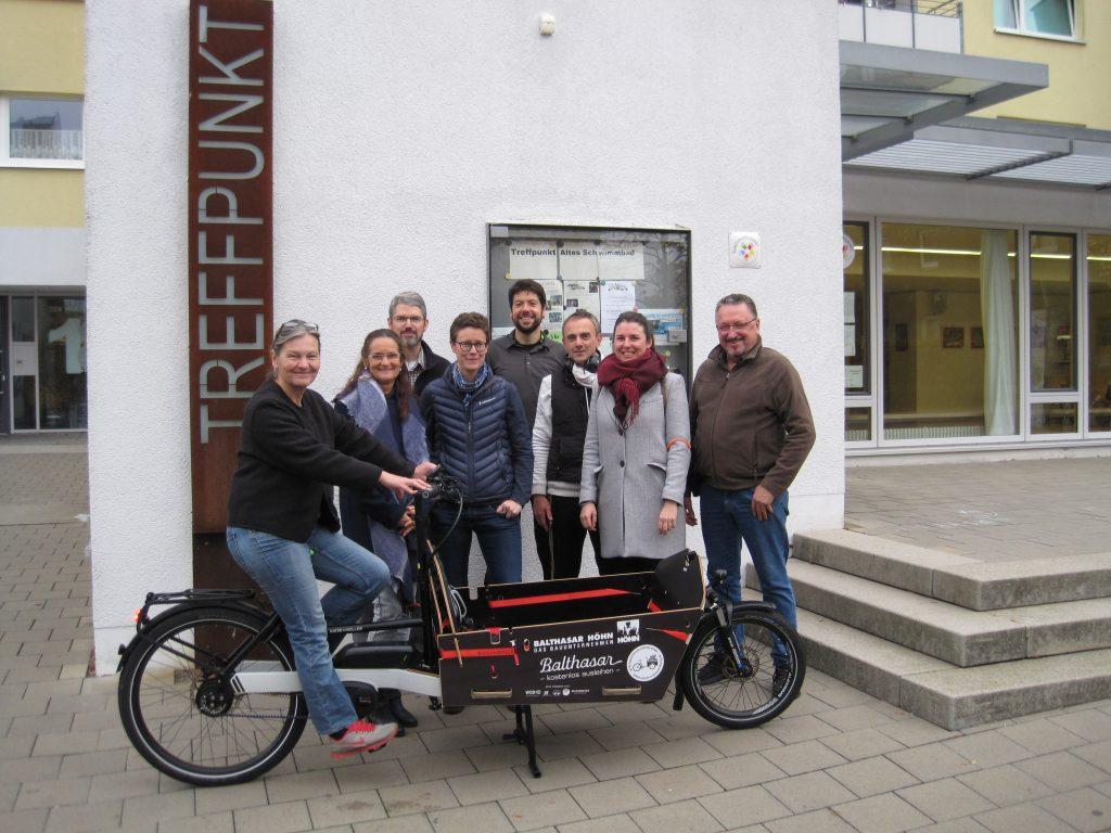 Balthasar - Freies Lastenrad Würzburg