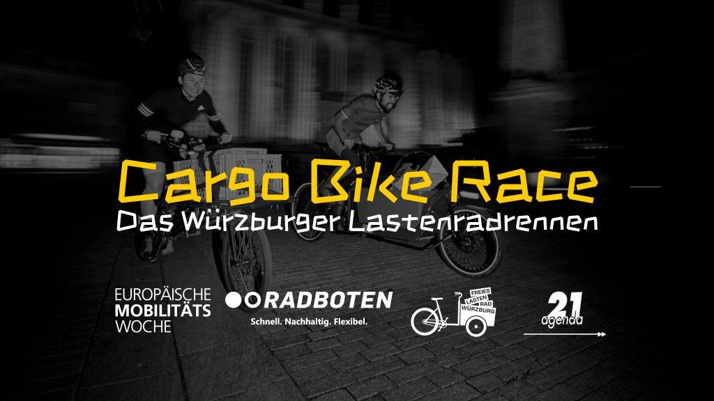 Cargo Bike Race Würzburg 2019