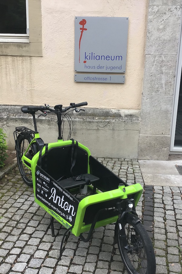 Anton - Freies Lastenrad Würzburg